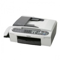 Brother IntelliFax 2480C Ad inchiostro 14.4Kbit/s 203 x 392DPI macchina per fax