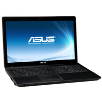 "ASUS X54HY-SX061V 2.2GHz i3-2330M 15.6"" 1366 x 768Pixel Nero notebook/portatile"