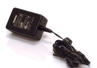 Brother AC Adapter for Label Printers Nero adattatore e invertitore