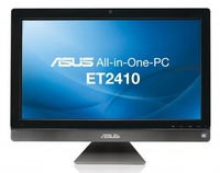 "ASUS ET ET2410INTS-B054C 2.5GHz i5-2400S 23.6"" 1920 x 1080Pixel Touch screen Nero, Grigio All-in-One PC"