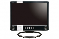 "Hannspree Hanns.G HANNS slamma 19"" HD Nero monitor piatto per PC"