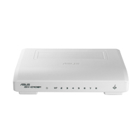 ASUS GX-D1081 V2 Unmanaged network switch Bianco