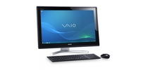 "Sony VAIO VPCL22S1E 2.4GHz i5-2430M 24"" 1920 x 1080Pixel Touch screen Nero, Argento PC All-in-one"