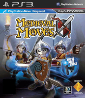 Sony Medieval Moves PlayStation 3 Tedesca videogioco