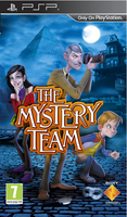 Sony The Mystery Team, PSP PlayStation Portatile (PSP) Inglese videogioco