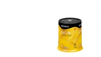 Sony DVD-R Recordable Storage 4.7GB DVD-R 100pezzo(i)