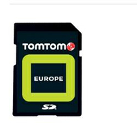 TomTom Map of Europe IQR 8.80