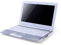 "Acer Aspire One AOD257-N57DQws 1.66GHz N570 10.1"" 1024 x 600Pixel Bianco Netbook"
