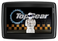 "TomTom GO LIVE Top Gear edition Palmare/Fisso 4.3"" Touch screen 203g Nero navigatore"