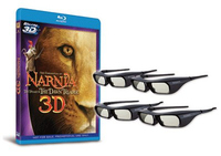 Sony Narnia kit 3D Blu-ray ITA
