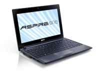 "Acer Aspire One AO522-C6Dkk 1GHz C-50 10.1"" 1280 x 720Pixel Nero Netbook"