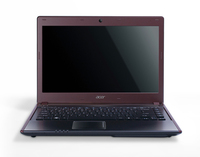 "Acer Aspire 4755G-2334G50MN 2.2GHz i3-2330M 14"" 1366 x 768Pixel Rosso"