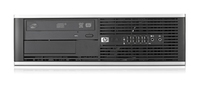 HP Compaq Pro 6005 Pro SFF + Integrated Work Center Stand 3.4GHz SFF Nero PC