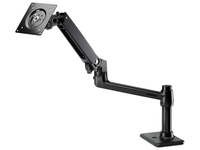 HP Single Monitor Arm Nero