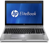 "HP EliteBook LY442EA 2.8GHz i7-2640M 11.6"" 1600 x 900Pixel Argento notebook/portatile"