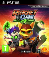 Sony Ratchet & Clank: All 4 One PlayStation 3 videogioco