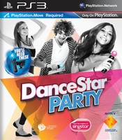Sony DanceStar Party, PS3 PlayStation 3 Inglese videogioco