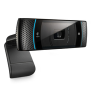 Logitech TV Cam f/ Skype 1280 x 720Pixel USB 2.0 Nero webcam