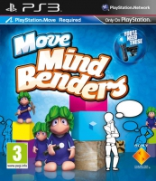 Sony Move Mind Benders PlayStation 3 videogioco
