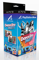 Sony DanceStar Party: Starter Pack, PS3 PlayStation 3 Inglese videogioco