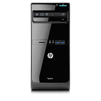 HP Pro 3400 MT 2.7GHz G630 Microtorre Nero PC