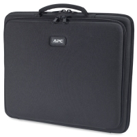 "APC Power Ready Large Notebook Sleeve 15.4"" Custodia a tasca Nero"