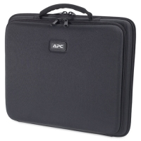 "APC Power Ready Medium Notebook Sleeve 14"" Custodia a tasca Nero"