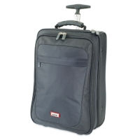"APC Business Casual Vertical Roller Notebook Case 17"" Trolley case Nero"
