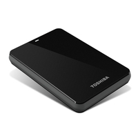 Toshiba 500GB Canvio 3.0 500GB Nero disco rigido esterno