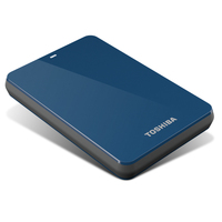 Toshiba 500GB Canvio 3.0 500GB Blu disco rigido esterno