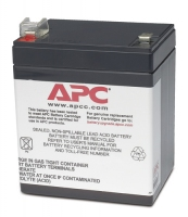 APC Replacement Battery Cartridge #45 Acido piombo (VRLA) batteria ricaricabile