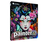 Corel Painter 12, Win/Mac, DE