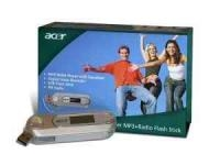 Acer Flash Stick+MP3 512MB 0.512GB