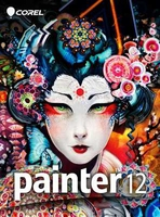 Corel Painter 12, WIN, MAC, 1-10u, MLNG