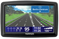 "TomTom XXL Classic Central Europe Traffic Portatile 5"" Touch screen 206g Nero navigatore"