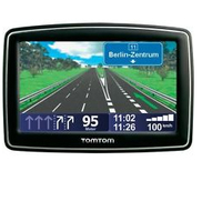 "TomTom XL Classic Central Europe Fisso 4.3"" Touch screen 183g navigatore"