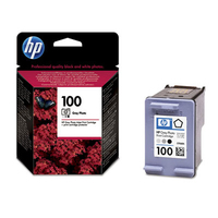 HP 100 Gray Photo Inkjet Print Cartridge Nero, Grigio cartuccia d