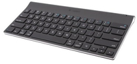 Logitech Tablet Keyboard f/ iPad Bluetooth QWERTZ Svizzere Nero tastiera per dispositivo mobile