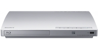Sony BDP-S186 Lettore Blu-Ray Bianco