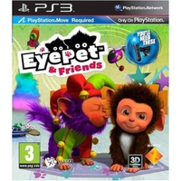 Sony EyePet & Friends, PS3 PlayStation 3 Inglese videogioco