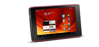 Acer Iconia A100 8GB Nero, Rosso tablet