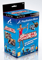 Sony Sports Champions: Move Starter Pack, PS3 PlayStation 3 Inglese videogioco