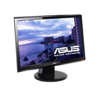 "ASUS VH202D 20"" Nero monitor piatto per PC"