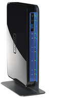 Netgear DGND3800B Dual-band (2.4 GHz/5 GHz) Gigabit Ethernet Nero, Blu router wireless
