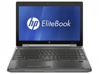 "HP EliteBook 8560w 2GHz i7-2630QM 15.6"" 1920 x 1080Pixel Workstation mobile"