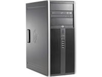 HP Compaq Elite 8200 3.3GHz i5-2500 Microtorre Nero PC