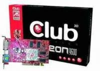 CLUB3D RADEON 9600 256MB DDR GDDR