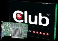 CLUB3D GF FX5200 256MB DDR GDDR