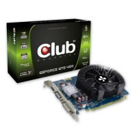 CLUB3D GeForce GTS 450 GeForce GTS 450 1GB