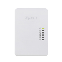 ZyXEL PLA4225 1000Mbit/s HomePlug AV Bianco switch powerline